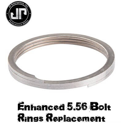 JP 5.56 One Piece Enhanced Gas Ring JP Enterprises AR15 .223 Mcfarland AR-15