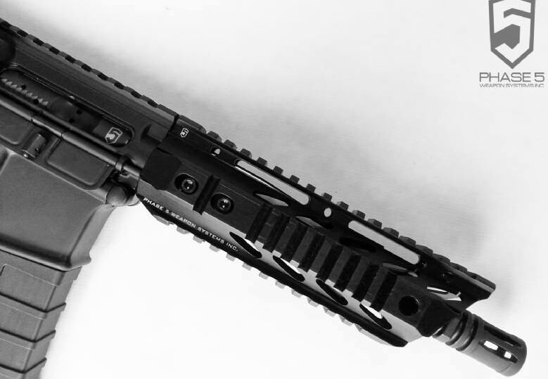 Phase 5 Tactical AR15 CQC Pistol 7.5