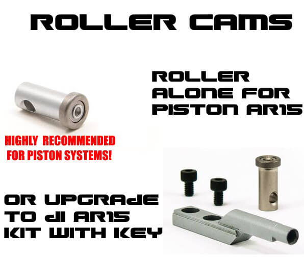 POF USA Roller Cam Pin KIT AR Piston