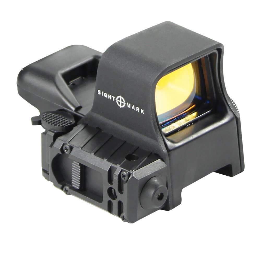 Sightmark Ultra Dual Shot Pro Spec NV Sight QD Red Dot Laser