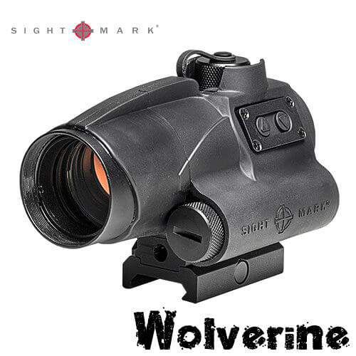 Sightmark Wolverine 1x28 FSR Red Dot Sight AR15 AR-15 SM26020 AA