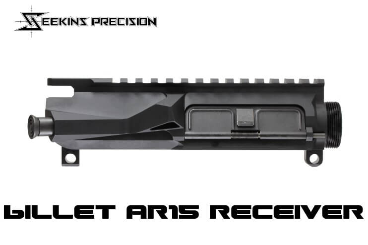 Seekins Precision SP Billet 223 Upper 5.56 AR15 AR-15 Receiver