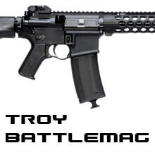 Troy BattleMag AR15 30 Round Magazine M4 AR-15 M16 Battle Mag