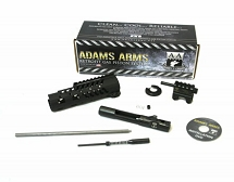 Adams Arms PDW Low Mass Pistol Length Piston Kit AR15 AR-15 with EVO Rail PPS-D-ADA-LM