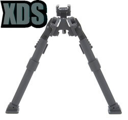 GGG-1245 Heavy Duty XDS Bipod GG&G 1245 w/ Locking Friction Cant