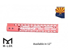 Guntec USA Red Air Lite M-LOK Free Float Handguard