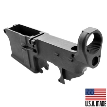Tiger Rock AR-15 80% Lower Receiver Anodized (Made in USA)