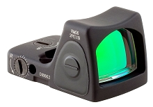 Trijicon RM06 RMR Red Dot Sight 1x Unlimited Eye Relief 3.25 MOA Black Type 2