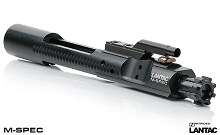 LANTAC M-SPEC Black Nitride BCG Above Milspec Bolt Carrier Group