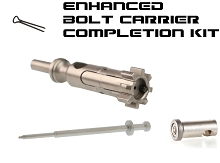 Valhalla Enhanced Nickel Boron Bolt Carrier Parts Kit 5.56 AR15 AR-15 Roller Cam - Adams Arms Upgrade