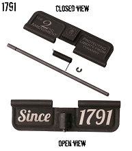 Tiger Rock Custom AR15 Ejection Port Dust Covers AR-15