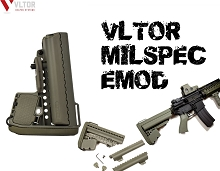 VLTOR EMOD Milspec Foliage Green Enhanced Modstock AR15 AR-15