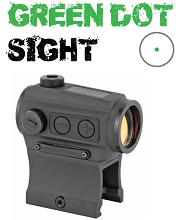 Holosun HE403C-GR Elite Green Dot Sight Scope