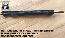 Adams Arms UA-18-R-EUL-DMR-556 Long Range Tactical Marksman 18