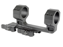 "Midwest High 30mm QD Scope Mount AR15 with 1.4"" Offset Rings"