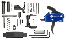 Midwest MI 3.5lbs Enhanced Drop in Trigger LPK Lower Parts Kit Magpul Trigger Guard Ambi Safety AR10 AR-15 AR15