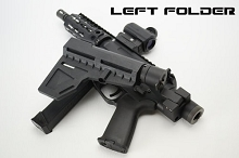 Dead Foot Arms MCS Modified Cycle LEFT Side Folder AR15 RIFLE 5.56 Direct Impingement AR-15