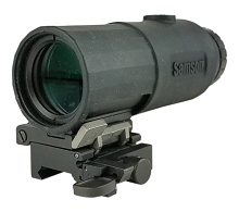 Samson 3.5x Magnifier w Ram Quick Flip to Side Mount 35mm Eotech