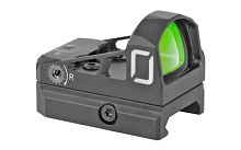 U.S. Optics DRS 2.0 1x 6 MOA Red Dot Black Sight Picatinny Rail Mount