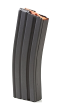 ASC Stainless Steel 30 Round 223 5.56 Black Magazine SS AR15