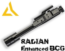 Radian Weapons Enhanced AR15 Bolt Carrier Group BCG AR-15