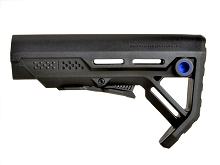 Strike Industries Black and Blue Accent Viper MOD-1 Milspec Stock AR15 AR-15 AR10 Mod1