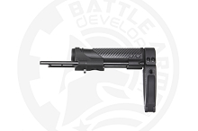 Battle Arms BAD-CSS-P VERT Tailhook Pistol Collapsible Brace System AR15 AR-15