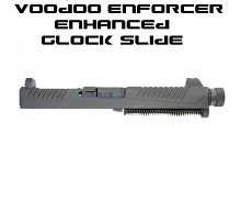 Adams Arms Enforcer Glock 19 Slide VDI RMR VDI Voodoo 9mm