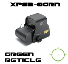 Eotech XPS2-0 Green Reticle Model