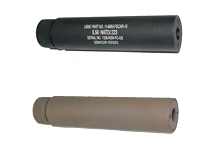 Guntec USA Fake Can Suppressor 5.5