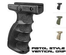 FAB DEFENSE AG-44S Ergonomic Quick Release Vertical Forend Forward Grip
