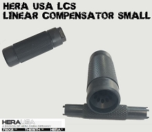 HERA Arms LINEAR Compensator Small LCS 5.56 AR15 AR-15 Comp