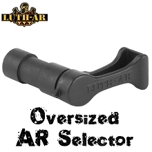 Luth-AR Enlarged AR15 Selector Oversized Safety AR10 AR-15