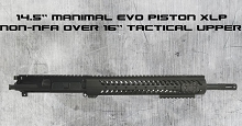 Adams Arms 14.5 MidLength Tactical Evo Piston Pinned 16