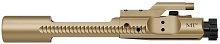 MI 5.56/223 Gold TiN Titanium Nitride C158 Bolt Carrier Group M16 BCG AR-15 AR15 Midwest Industries