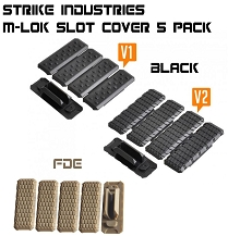 Strike MLOK-Cover 5pcs Pack M-LOK 5 Covers