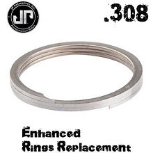JP .308 One Piece Enhanced Gas Ring JP Enterprises AR10 Mcfarland