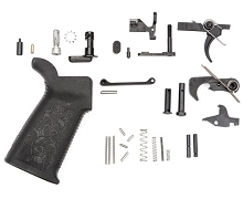 Spike's Tactical Standard Lower Parts Kit AR15 AR-15 LPK