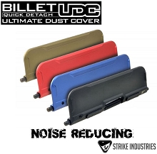 Strike Industries AR15 Billet Ultimate Dust Cover-223 AR-15 Ejection Port