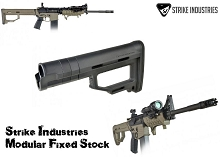Strike Industries SI Viper Modular Fixed Stock AR15 AR-15 AR10