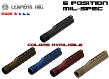 UTG PRO Mil-spec 6 Position Tube Collapsible AR15 Extension