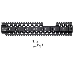 "CENTURION ARMS 12"" Cutout AR15 Carbine C4 Rail Front Sight Pocket M16 AR-15 Handguard"