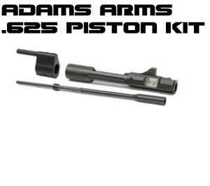 Adams Arms .625 P Series Non-Adjustable Gas Piston Kit Low Profile Fixed Micro Block AR15 AR-15