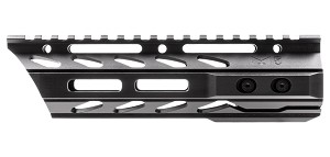 "Phase 5 7.5"" Lo-Pro Slope Nose LPSN Free Float MLOK Rail M-LOK AR15"