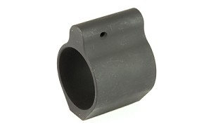Luth-AR .936 Gas Block Black Low Profile Steel AR15 AR-15