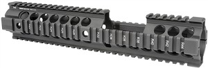 "Midwest MI 12.5"" Gen2 Two Piece Free Float Handguard Extended Length Carbine"
