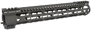 "Midwest MI 12.625"" Gen3 Lightweight LWK-Series One Piece Free Float Keymod Handguard"