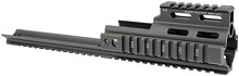 MI SCAR Rail Extension Handguard Quad Midwest Industries