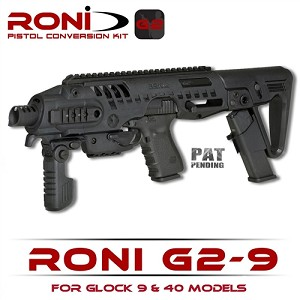Command Arms CAA Roni G2-9 Glock Pistol to Carbine Conversion Stock