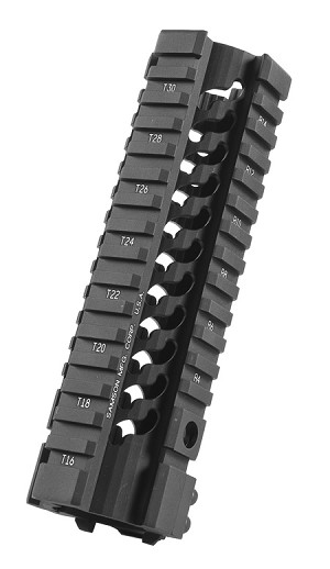 Samson Manufacturing STAR-7 Free Float Star Rail AR15 Carbine Quad Handguard